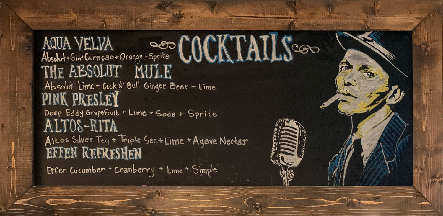 Cocktail Specials - Limelight SA